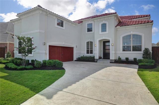 1468 Echols Drive, Frisco, TX 75034 (MLS #13657757) :: Kindle Realty