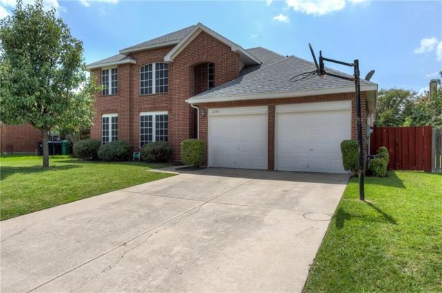 2205 Westview Trail, Denton, TX 76207 (MLS #13657763) :: MLux Properties