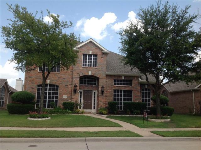 11528 Balcones Drive, Frisco, TX 75033 (MLS #13657793) :: MLux Properties