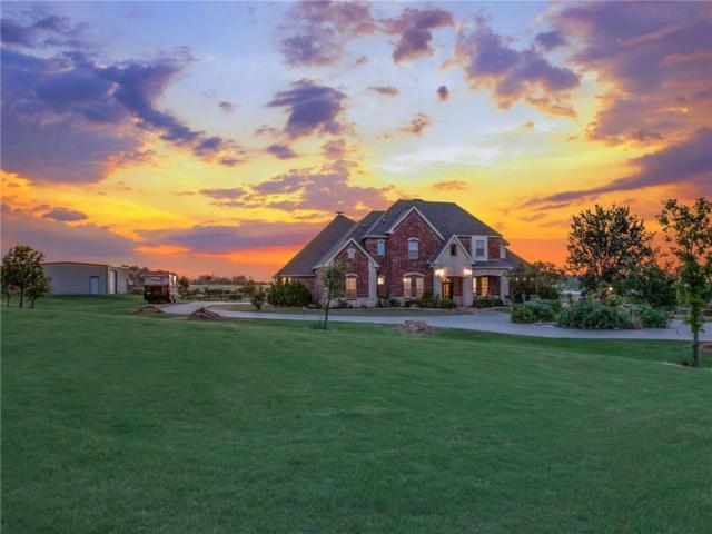 2853 Amyx Hill Road, Ponder, TX 76259 (MLS #13657799) :: Kindle Realty