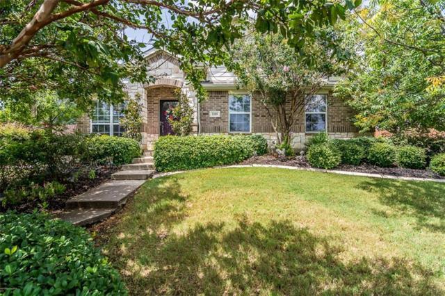 2205 Creekdale Drive, Denton, TX 76210 (MLS #13657906) :: MLux Properties