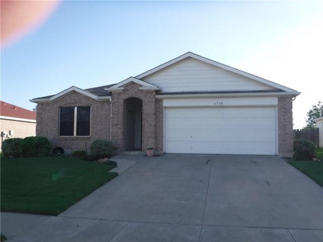 6738 Ambercrest Drive, Arlington, TX 76002 (MLS #13657940) :: The Rhodes Team