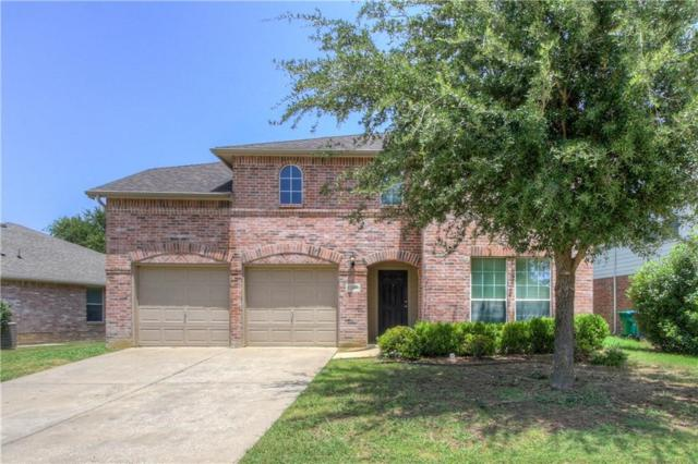 1305 Cardinal Way, Aubrey, TX 76227 (MLS #13657961) :: Kindle Realty