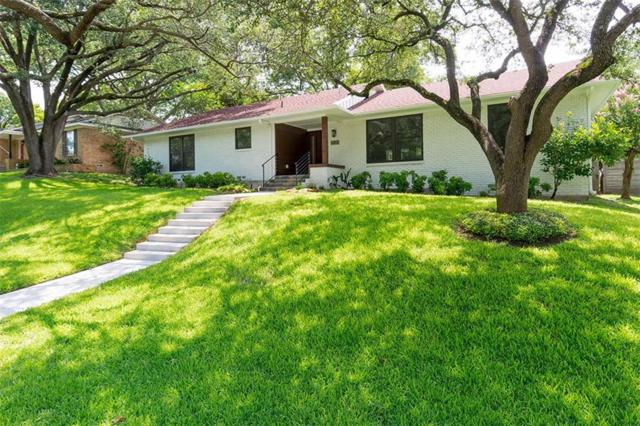 6812 Sherburne Drive, Dallas, TX 75231 (MLS #13657964) :: Kindle Realty