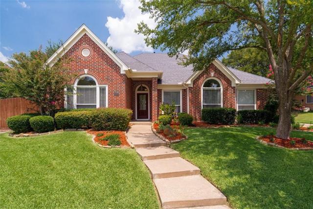 8609 Caddo Court, North Richland Hills, TX 76182 (MLS #13658040) :: The Mitchell Group