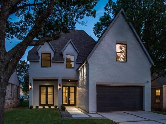 4618 W Amherst Avenue, Dallas, TX 75209 (MLS #13658065) :: NewHomePrograms.com LLC