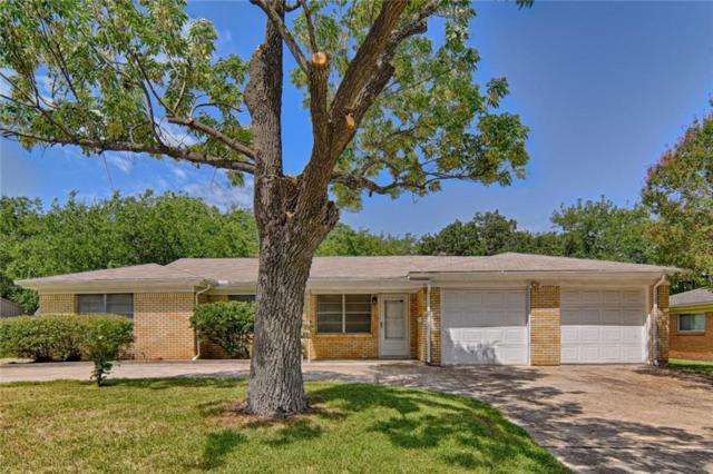 105 N Wisteria Street, Mansfield, TX 76063 (MLS #13658170) :: Exalt Realty