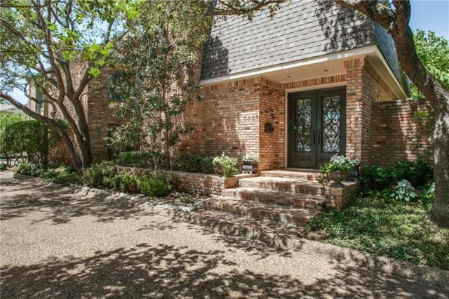 6005 Preston Road, University Park, TX 75205 (MLS #13658205) :: Exalt Realty