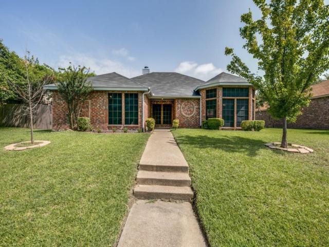 8913 Greentree Drive, Rowlett, TX 75088 (MLS #13658353) :: Exalt Realty