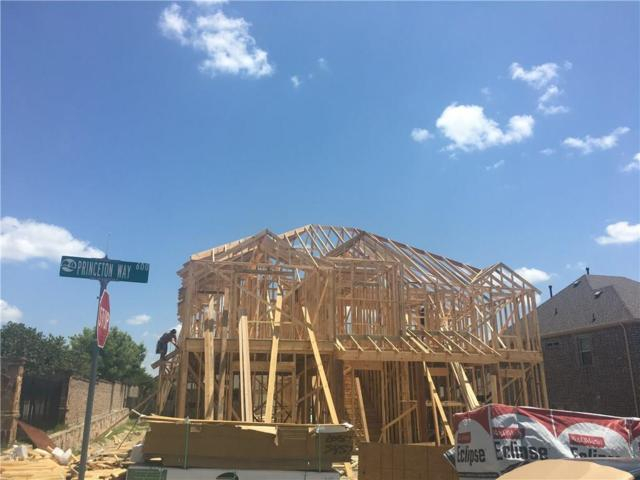 678 Princeton Way, Rockwall, TX 75087 (MLS #13658374) :: Exalt Realty