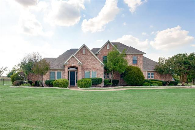 1551 Cedar Bend Court, Prosper, TX 75078 (MLS #13658446) :: The Cheney Group