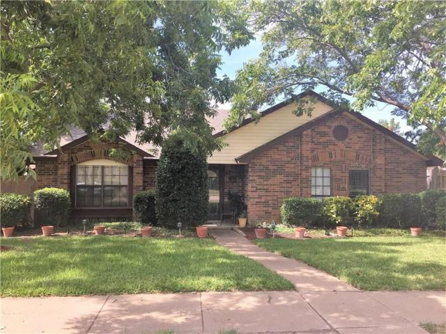 552 Fisher Drive, Allen, TX 75002 (MLS #13658518) :: Exalt Realty