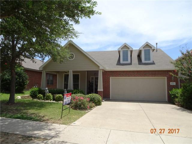 10437 Bradshaw Drive, Fort Worth, TX 76108 (MLS #13658545) :: Exalt Realty