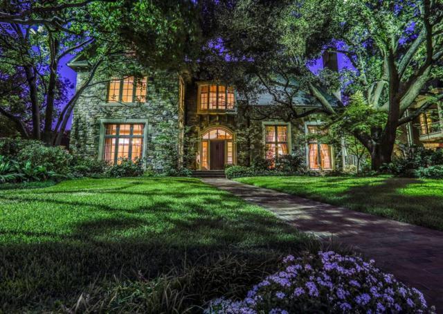 4012 Shenandoah Street, University Park, TX 75205 (MLS #13658655) :: Team Hodnett