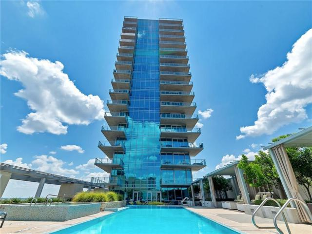 1301 Throckmorton Street #2004, Fort Worth, TX 76102 (MLS #13659461) :: The Mitchell Group