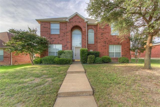 9618 Thorncliff Drive, Frisco, TX 75035 (MLS #13659648) :: The Cheney Group