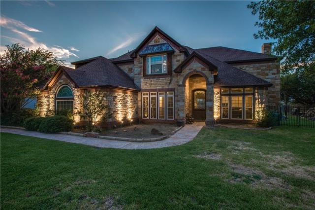 210 Canyon Oaks Drive, Argyle, TX 76226 (MLS #13659793) :: Team Hodnett