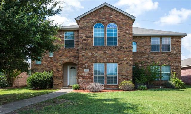2640 Saint Andrews Drive, Lancaster, TX 75146 (MLS #13660475) :: Pinnacle Realty Team