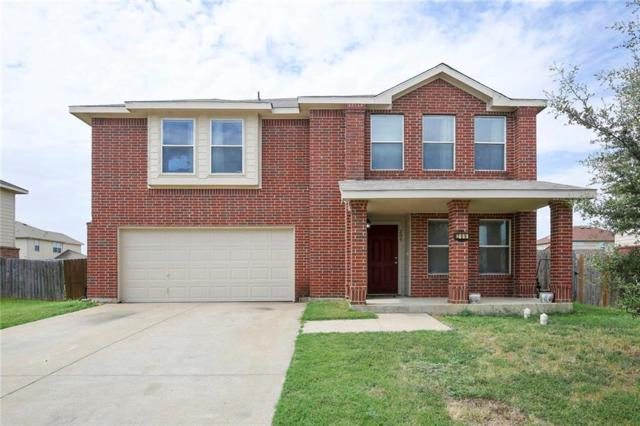 209 Meagan Street, Waxahachie, TX 75165 (MLS #13660990) :: The FIRE Group at Keller Williams