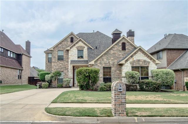 212 Thistle Ridge, Denton, TX 76210 (MLS #13662494) :: The Good Home Team