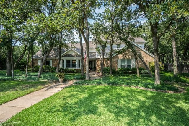 123 Seminole Drive, Trophy Club, TX 76262 (MLS #13662540) :: The Mitchell Group