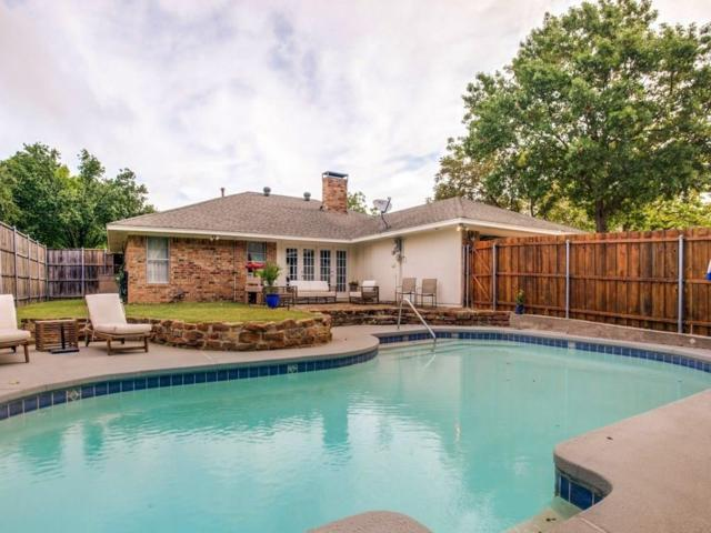1908 Apollo Road, Richardson, TX 75081 (MLS #13663534) :: The Mitchell Group
