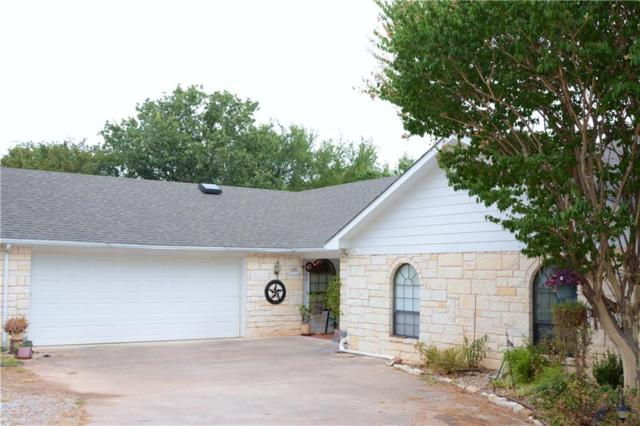 240 Broken Arrow, Comanche, TX 76442 (MLS #13664049) :: Team Hodnett