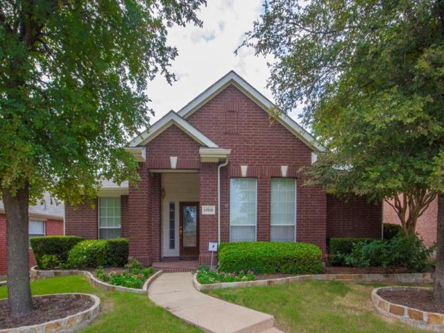 11516 Waterford Lane, Frisco, TX 75035 (MLS #13664289) :: RE/MAX