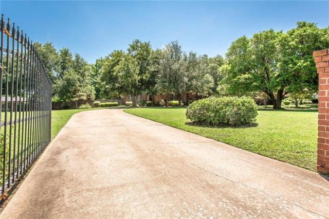 5303 Roberts Road, Colleyville, TX 76034 (MLS #13664470) :: The Mitchell Group