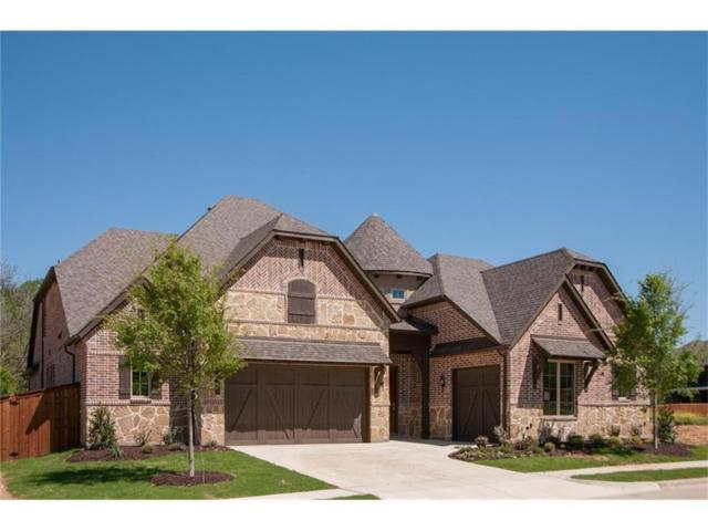 4105 Lombardy Court, Colleyville, TX 76034 (MLS #13665013) :: The Mitchell Group