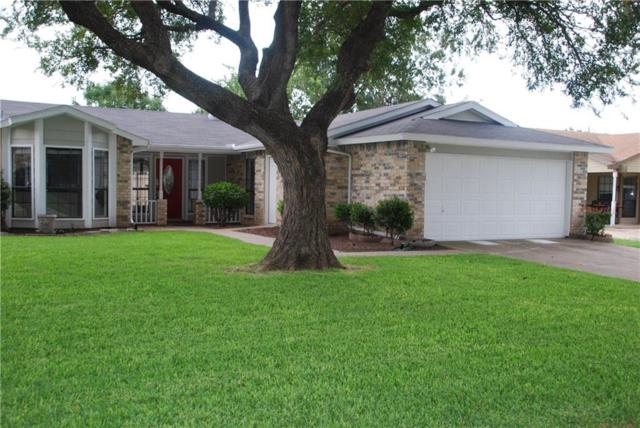 4570 Dove Tree Court, Fort Worth, TX 76137 (MLS #13665415) :: The Mitchell Group