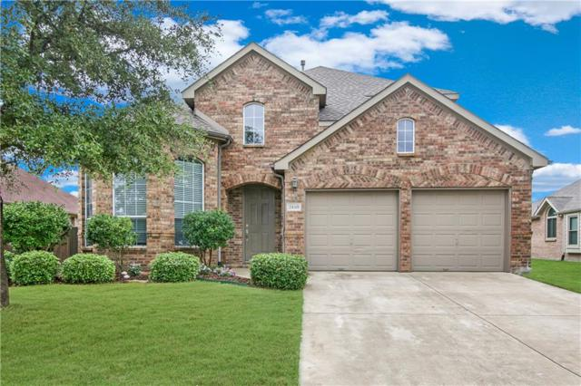 2440 Foxwood Lane, Little Elm, TX 75068 (MLS #13665768) :: The Good Home Team