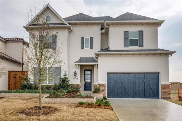6105 Norwood Drive, Frisco, TX 75034 (MLS #13665791) :: The Cheney Group