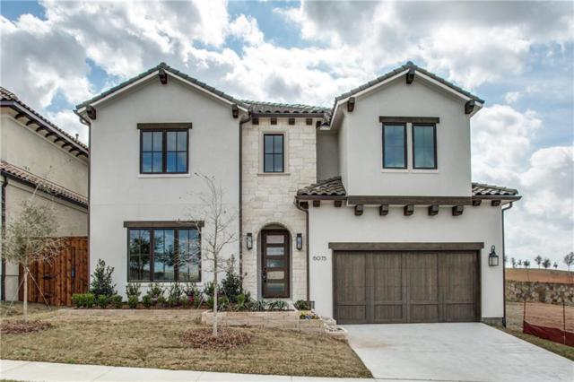 6075 Westchester Lane, Frisco, TX 75034 (MLS #13665856) :: The Cheney Group
