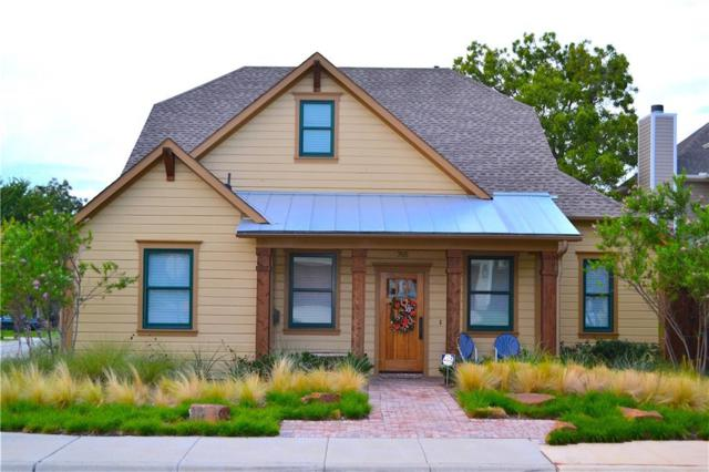 705 E Texas Street, Grapevine, TX 76051 (MLS #13665859) :: The Mitchell Group