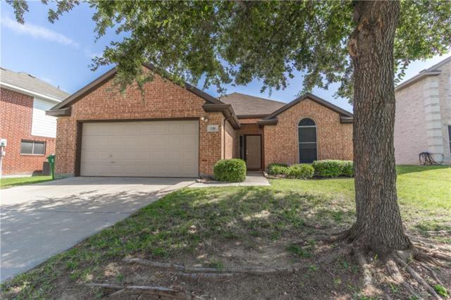 320 Benton Drive, Roanoke, TX 76262 (MLS #13666217) :: The Marriott Group