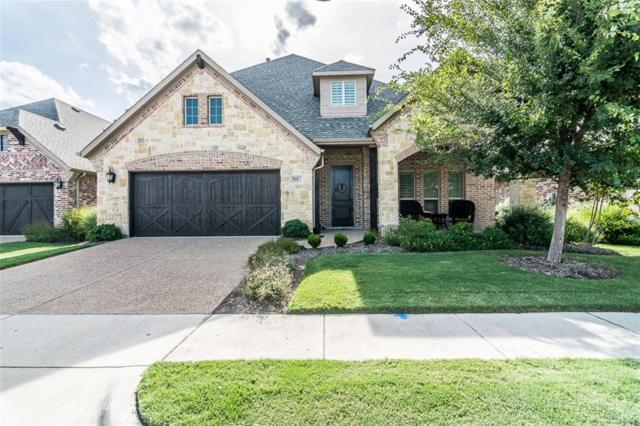 5602 Hummingbird Lane, Fairview, TX 75069 (MLS #13666329) :: Frankie Arthur Real Estate