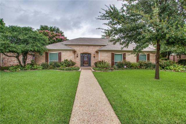 1503 Flintwood Drive, Richardson, TX 75081 (MLS #13666334) :: The Mitchell Group