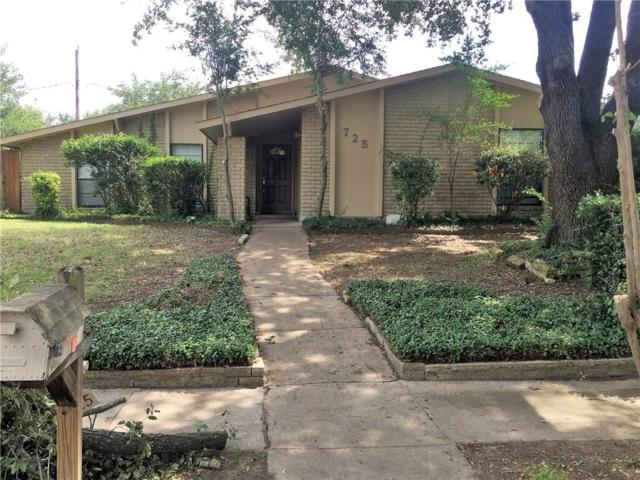 725 Greenhill Lane, Grand Prairie, TX 75052 (MLS #13666342) :: Century 21 Judge Fite Company
