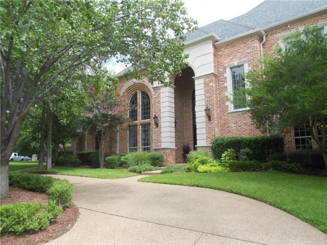 809 Huntington Court, Southlake, TX 76092 (MLS #13666374) :: Robbins Real Estate