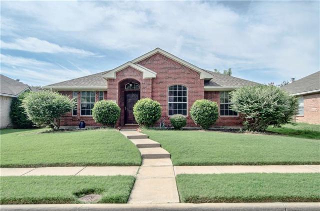 6401 Candletree Lane, Mckinney, TX 75070 (MLS #13667757) :: The Good Home Team