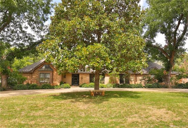 1710 Woodridge Drive, Abilene, TX 79605 (MLS #13667999) :: Team Hodnett