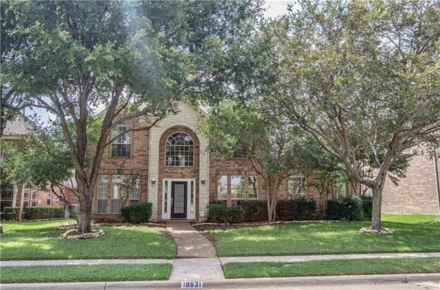 18531 Gibbons Drive, Dallas, TX 75287 (MLS #13668196) :: The Good Home Team