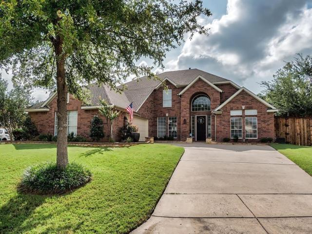 5 Parkway Court, Trophy Club, TX 76262 (MLS #13668269) :: The Mitchell Group