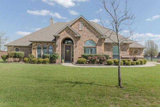 13100 Charlotte Ann Lane, Haslet, TX 76052 (MLS #13668316) :: The Marriott Group