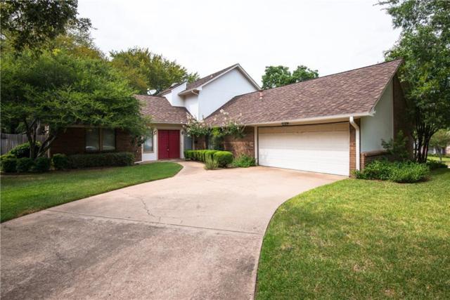2817 N Creekwood Drive, Grapevine, TX 76051 (MLS #13668438) :: Team Tiller