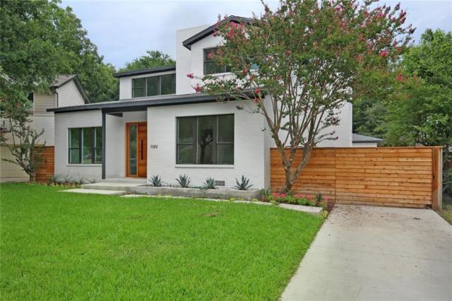 7149 Pasadena Avenue, Dallas, TX 75214 (MLS #13668559) :: Team Tiller