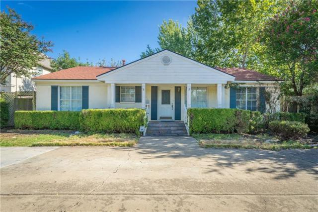 6416 Royal Lane, Dallas, TX 75230 (MLS #13669019) :: Robbins Real Estate