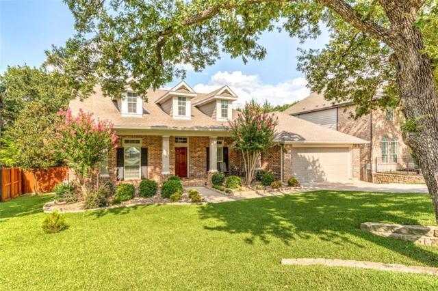 956 Fall Creek, Grapevine, TX 76051 (MLS #13669187) :: Team Tiller