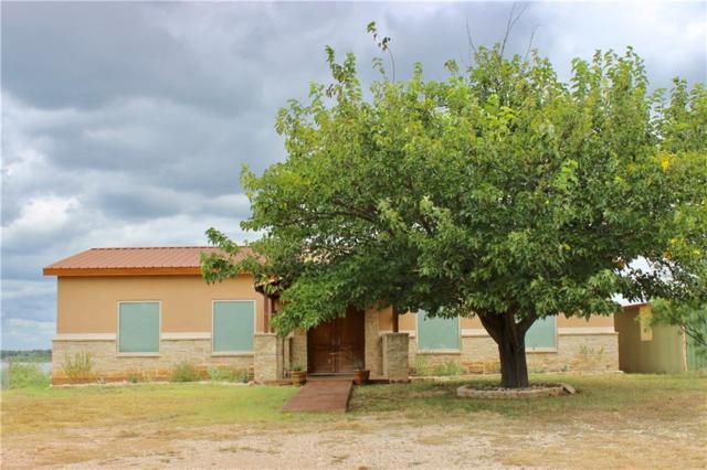 2152 County Road 215, Breckenridge, TX 76424 (MLS #13669190) :: Team Hodnett